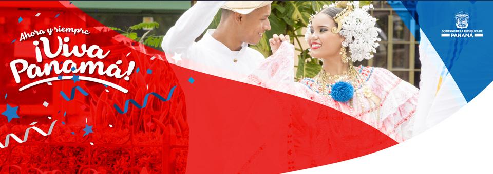 ¡Felices fiestas y que Viva Panamá!