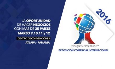 EXPOCOMER PANAMÁ 2016