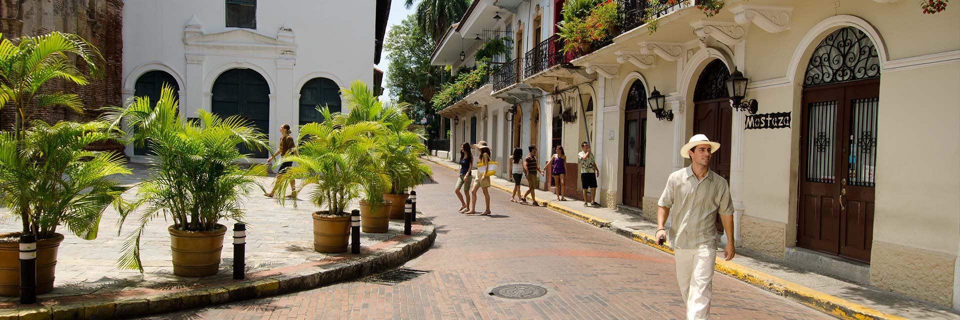 Casco viejo - Turismo - Panamá