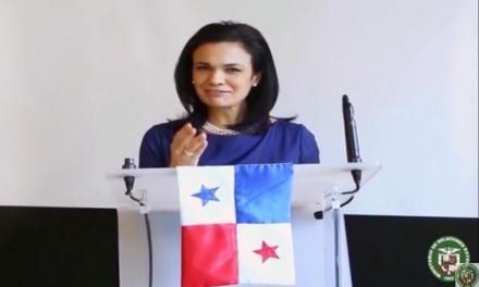Mensaje de la Vicepresidenta y Canciller