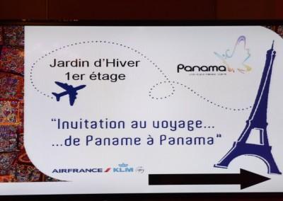 Lanzamiento del vuelo Air France: conferencia de prensa 21/11/2013