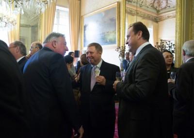 Entrega de las medallas del Senado, 1 de junio 2015