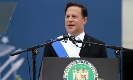 Vidéo Juan Carlos Varela a investi la Présidence du Panama