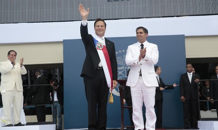 Juan Carlos Varela a investi la Présidence du Panama