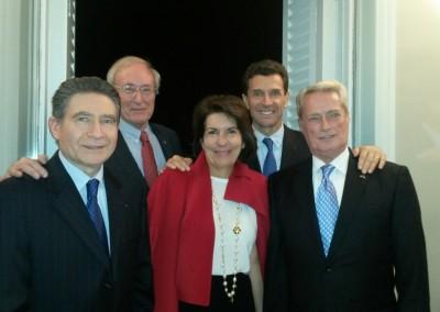 Actividades de la Embajadora en enero 2016