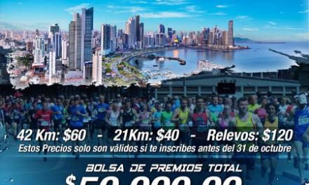 XXXIX Maratón Internacional Ciudad de Panamá