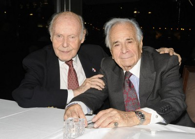 René de Obaldia y José F. Llopis