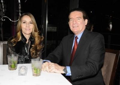 Embajador de Costa Rica y su esposa