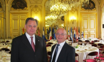 Participación, con imágenes, de Panamá en la celebración del Día de América Latina y del Caribe en Francia