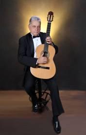 Concert du guitarriste Gabriel Tapia le 16 septembre à 19h00 à la Maison de l'Amérique latine.