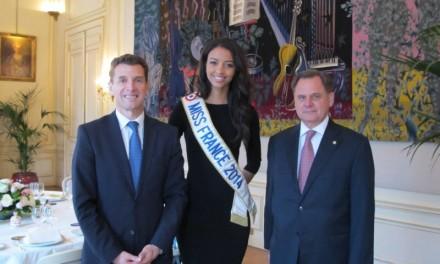 Miss Francia 2014 en Panamá