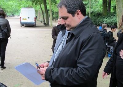 Director del Colegio Albert Camus