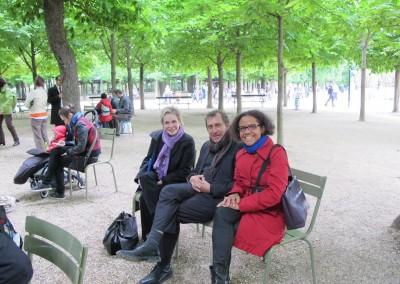 Ilsen Castillo (Venezuela), Ramiro Noriega (Ecuador), Mariana Pereira (Panama)
