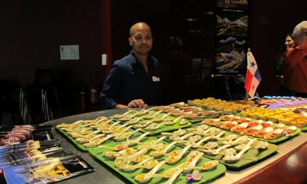 Degustacion culinaria en el Museo del Quai Branly, el 1ro de junio 2014