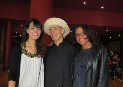 Sandy Pasquarelli, Rai y Mariana Pereira