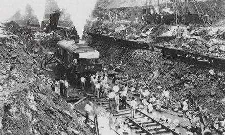 100 años del Canal de Panama en Le Monde