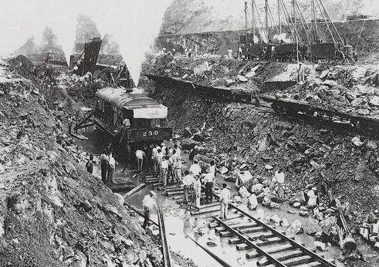 Le Monde-Histoire sur le Centenaire du Canal