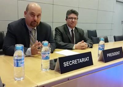 Secretario del GAFI felicita a Panamá, 18 febrero 2016.