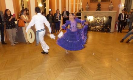 El salon de la America Latina en La Cotal
