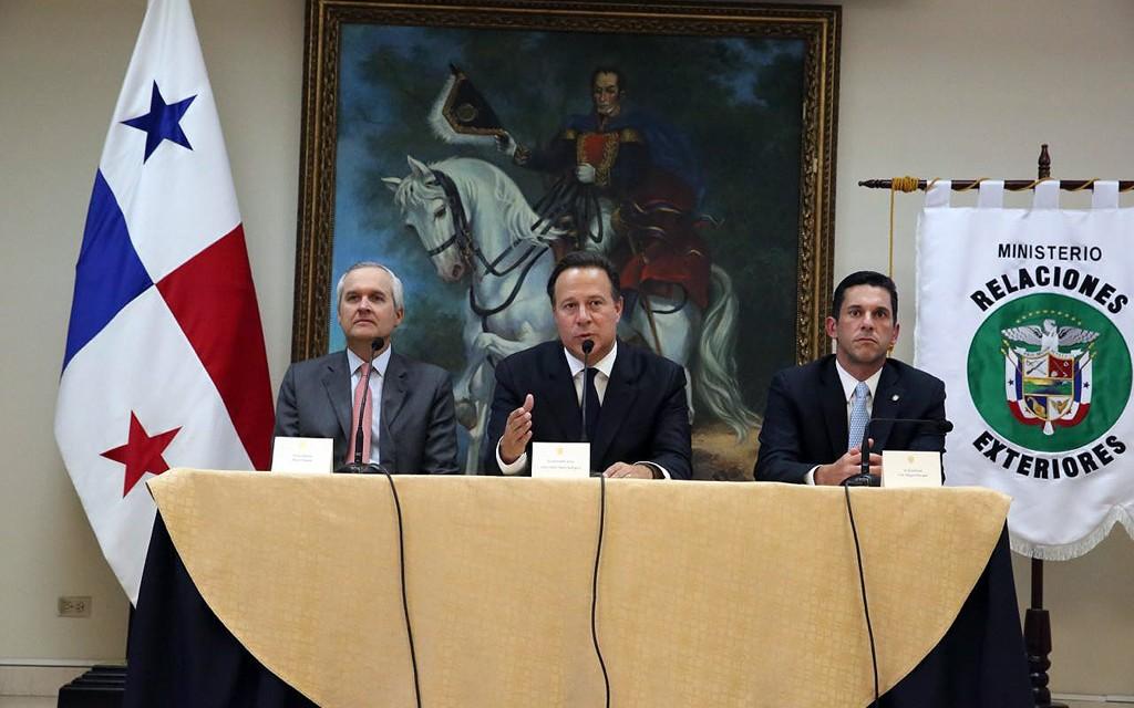 Le Gouvernement défendra l'image et les efforts du Panama en matière de transparence.