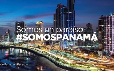 #SOMOSPANAMA Notre paradis n'est pas de papier !