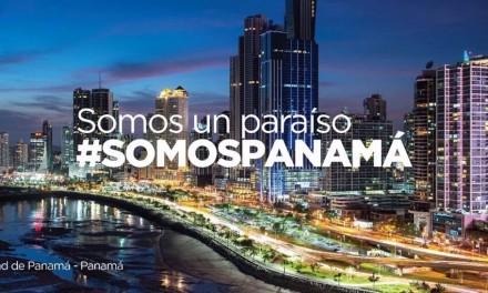 #SOMOSPANAMA ¡Nuestro paraíso no es de papel!