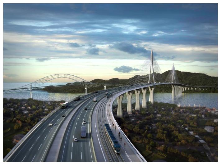 Siempre pensando en grande, Panamá lanza tres megaproyectos en infraestructura