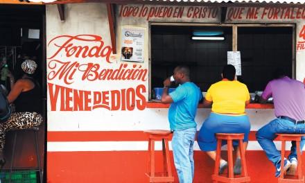 PANAMA CHOMBO STYLE: una cultura, una cocina, un libro