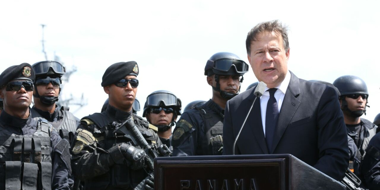 Message à la Nation du President du Panama