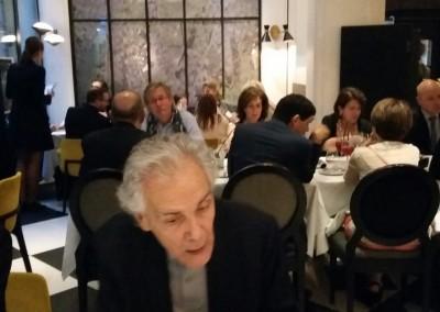 Cena panameña de la Chef Cuquita Arias de Calvo en el Sofitel Paris Le Faubourg
