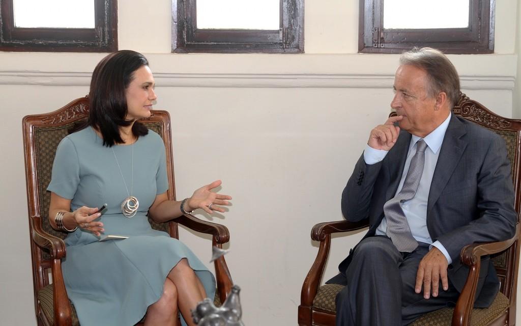 Panamá y Francia trabajarán en fortalecer confianza mutua
