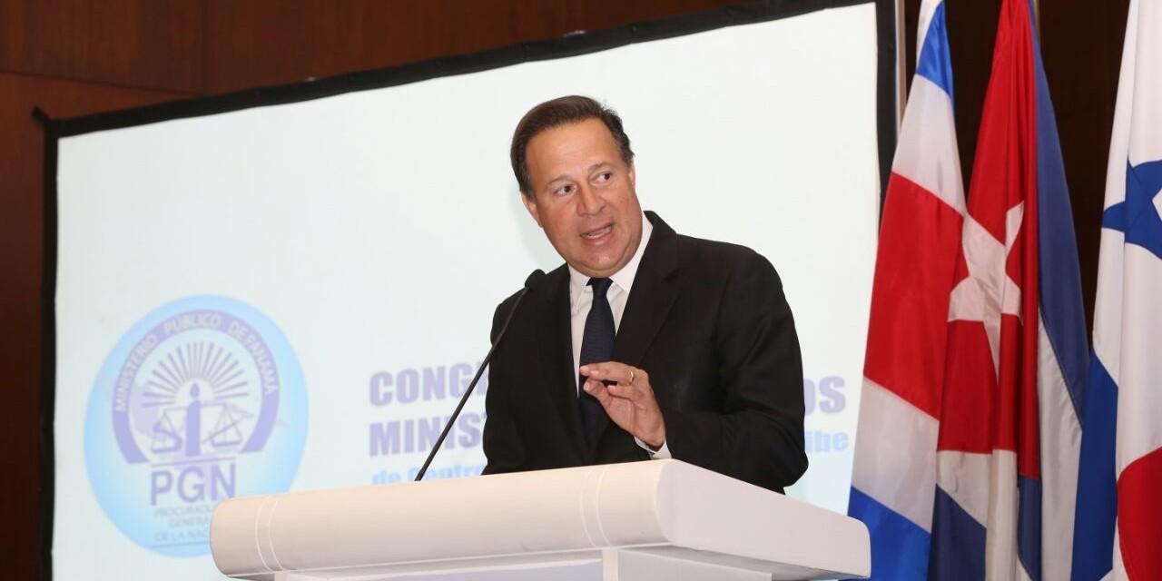 """Rencontre avec Juan Carlos Varela: """"Son vrai Panama ? Un modèle de transparence"""""""