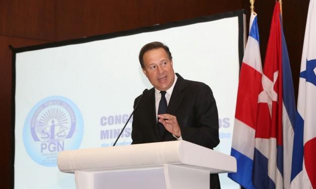 """Rencontre avec Juan Carlos Varela: """"Son vrai Panama ? Un modèle de transparence»"""