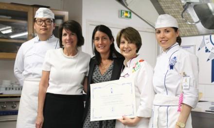 Panamá honrado en el Instituto Le Cordon Bleu: El descubrimiento de una nueva cocina !