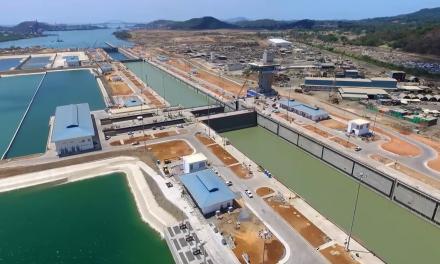 Avances de la Ampliación del Canal de Panamá – Mayo 2016