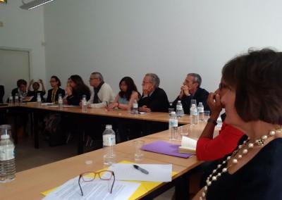 Conferencia de la Embajadora Pilar de Aleman en el Consejo Ejecutivo del Instituto de Altos Estudios de América Latina