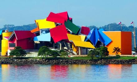 Conferencia : el BioMuseo de Panamá, una obra de Franck Gehry