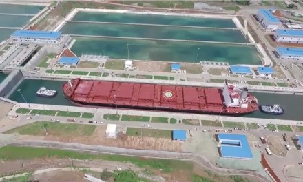 Transits Through Expanded Panama Canal