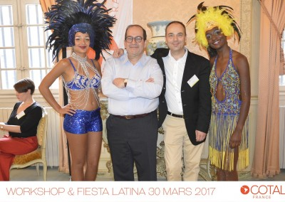 Workshop COTAL 30 de marzo 2017