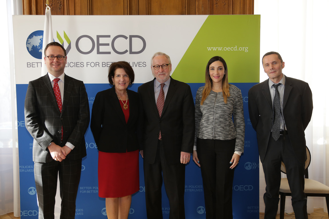 Panamá deposita instrumento de ratificación de la Convención sobre Asistencia Administrativa Mutua en Materia Fiscal (MAC)
