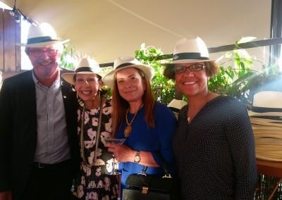 Cierre de la semana Panamá en el marco de la Semana de América Latina organizado por la agencia de turismo Maison des Ameriques latines y Ron Abuelo, 9 de junio