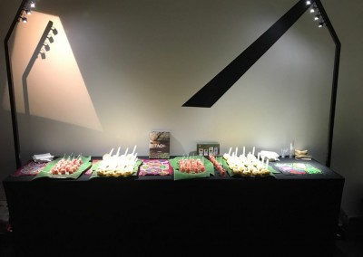 Conferencia seguida de una degustación gastronómica del Chef panameño Joseph Archbold