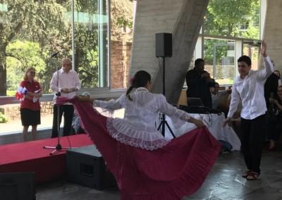 Participación de la delegación de Panamá ante la UNESCO en la Semana de América Latina, 1 y 2 de junio