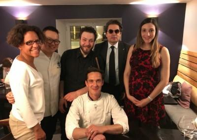 Panama à l'honneur au restaurant UMA avec deux produits d'excellence, le Cobia et le rhum Abuelo, le 7 juin