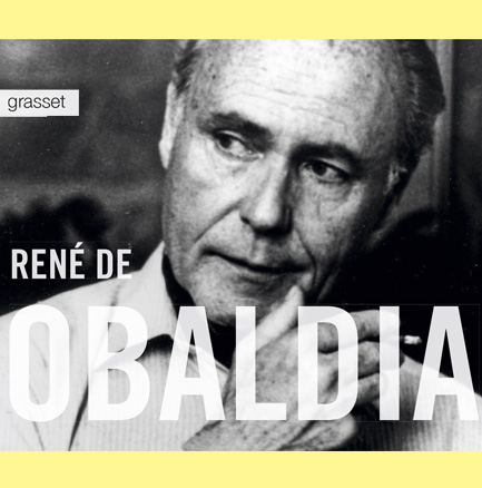 Perlas de vida, de René de Obaldia.