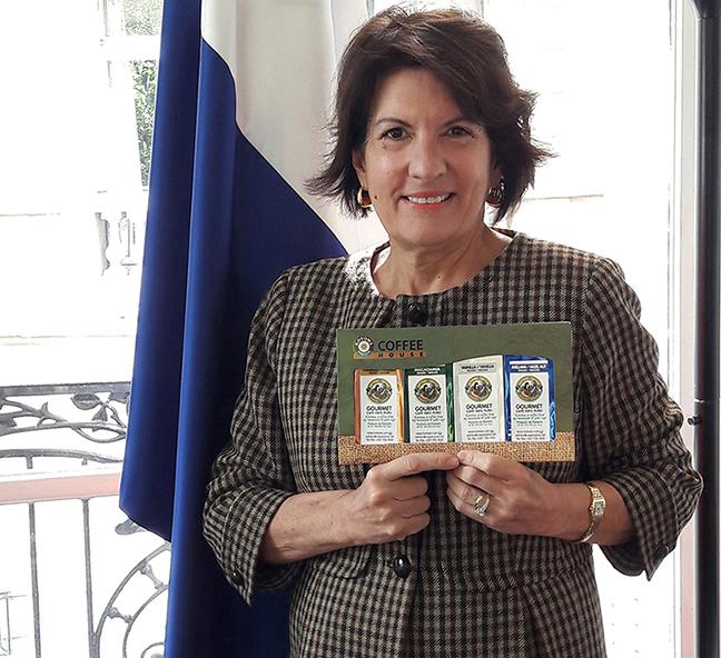 Entretien de BlogAGV à Madame PILARE AROSEMENA DE ALEMAN