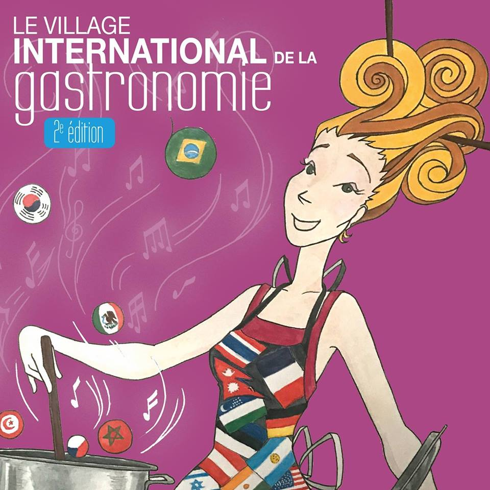 international gastronomie