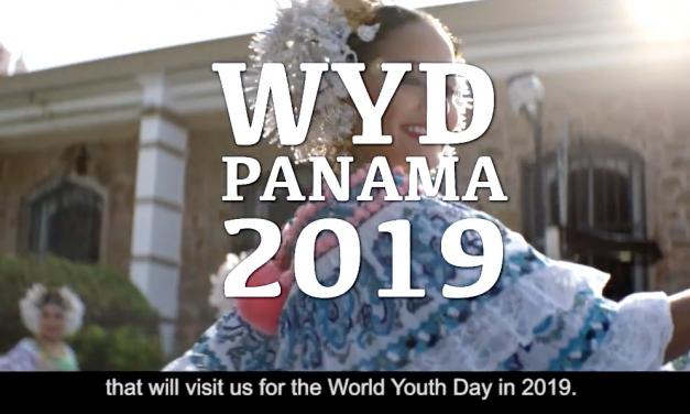 Journées mondiales de la Jeunesse Panama 2019