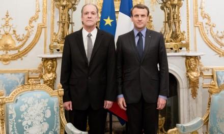 PRÉSENTATION DES LETTRES DE CRÉANCE DE SON EXCELLENCE Monsieur José Alberto Fábrega Roux