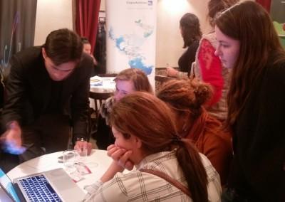 Workshop de turismo  con COTAL del 8 de febrero 2018.